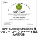 LABプロファイル(R) プラクティショナー認定証