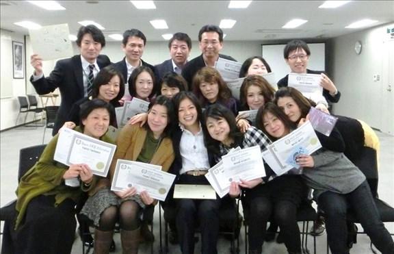 【大阪・平日/116期】 NLPプラクティショナー_集合写真2