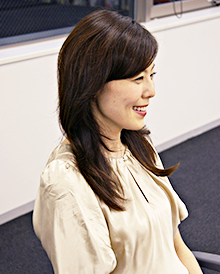 本橋 洋恵さん