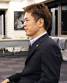 佐藤健太郎さん