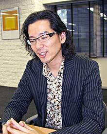 清水啓介さん