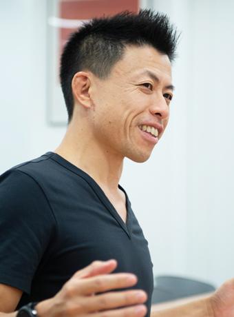 NLPトレーナー:田原正史